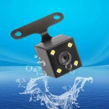 Надежная водостойкая Автомобильная Камера заднего вида LM-05 HD с ИК и парковочной разметкой навесная