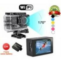 Автомобильная экшн камера SJ6000 wi-fi FULLHD 1080P lcd 2.0
