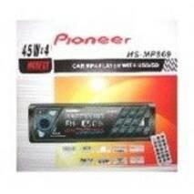 Автомагнітола MP3 HS - MP 869 з радіатором і пультом
