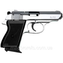 Стартовый пистолет Ekol Major Chrome