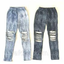 Лосини рванка під джинс на вік 9-12 років