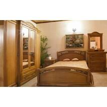 Деревянный шкаф Роксолана