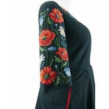 Вышитое платье с завышенной талией купить в Кропивницком