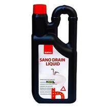 Засіб для чищення труб Sano Drain Liquid, 1 л.