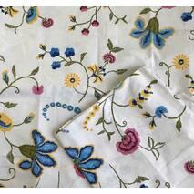 Семейный комплект постельного белья из бязи голд