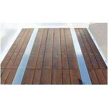 Напівпричіп 2-х вісний для будівельних матеріалів