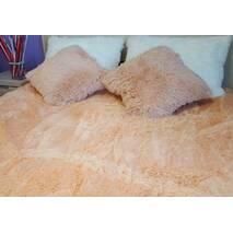 Наволочки искусственный мех -травка  50/50 см