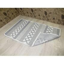 Набор ковриков для ванной и туалета. 60Х90. Хлопок. (Турция)