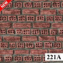 Коврики в рулонах Dekomarin 221 (размеры: 0.65м, 0.80м, 1.3м) 221a