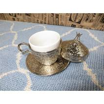 Чашка для кофе в турецком стиле 110 мл. Турция.