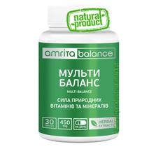 Мульти Баланс, 30 капс. по 450 мг