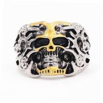 Кольцо Abbelin комбинированное K297, 12 размер