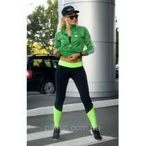 Спортивные лосины XL ( 50-52)  Лосины женские для фитнеса спорта тренировок