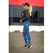 Спортивные женские лосины S, M, L, XL (44-46, 46-48, 48-50, 50-52) Лосины для йоги фитнеса спорта бега