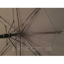 Велика і міцна чоловіча парасолька тростина з клапаном. Антивітер. Діаметр куполу 130 см.