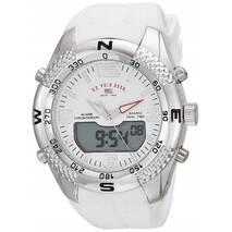 Часы U.S. POLO ASSN. белые W050