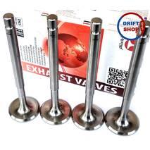 Т подібні полегшені клапани ВАЗ 2101-2107 AMP, випуск (4 шт.)