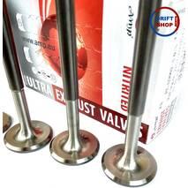 Т подібні полегшені Азотовані клапани ВАЗ 2101-2107 AMP, випуск (4 шт.)