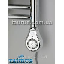 ЭЛЕКТРОТЭН Hottech Drop chrome: регулятор 20-65С   таймер 1-3ч.   LED,   захист від роботи без води; Польща 1/2