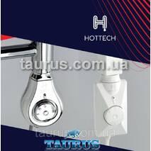 ЭЛЕКТРОТЭН Hottech Drop white: регулятор 20-65С   таймер 1-3ч.   LED,   захист від роботи без води; Польща 1/2