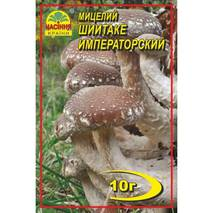 Міцелій гриба Шиитаке імператорський 10г