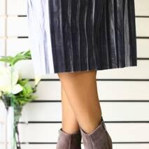 Женские демисезонные ботинки на каблуке