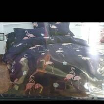 Сімейний комплект постільної білизни з фланелі (байка)
