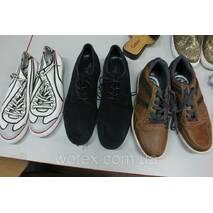 Секонд хенд, Взуття чоловік Голландія