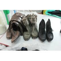Секонд хенд, Взуття взр зима Голландія