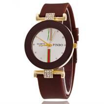 Часы ABF коричневые W123