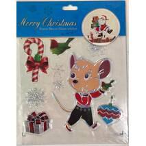 Postcard Christmas assorted