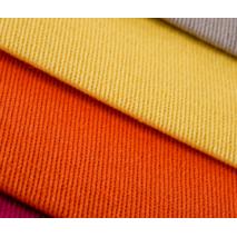 Ткань Саржа эконом гладкокрашеная (200 г/м2, 20% хлопок, 80% полиэстер)