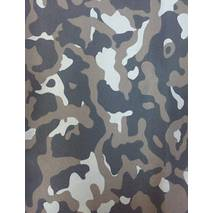 Ткань грета камуфлированная (200 г/м2, 20% хлопок, 80 % полиэстер)