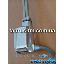 ТЭН HeatQ NEX chrome квадратний, регулятор 30-60С   таймер 2ч.   LED для полотенцесушителя; Поворотний; Польща