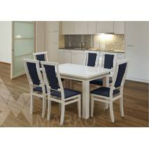 Деревянный стол Классик со стульями Марек 1