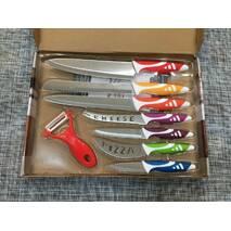 Набір кухонних ножей- 8 предметів / LP-1004