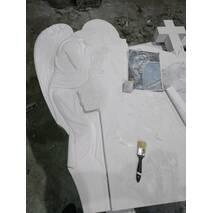 Ангел з мармуру, мармуровий пам'ятник, пам'ятник ангела