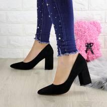 Туфли женские Lilly черные 1394