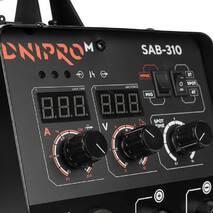 Напівавтомат інверторний IGBT MIG/MMA Dnipro-M SAB-310