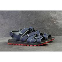 Босоножки мужские темно синие Nike 5241