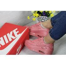 Кроссовки женские Nika Air Max 90 розовые 4366