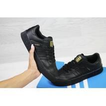 Кроссовки женские черные Adidas Samba 6167