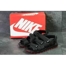 Босоножки мужские черные Nike 5242