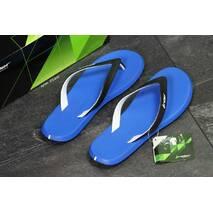 Вьетнамки мужские голубые с черным Rider 5166