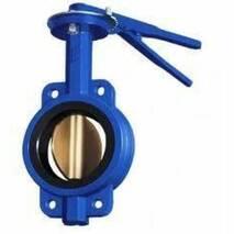 NEP Затвори хромовані дискові, Py16, Ду150