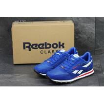 Кроссовки мужские ярко синие Reebok classic since 1983 4764