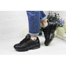 Кроссовки женские черные Nike 95 4544