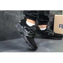 Кроссовки мужские черные Reebok Fury 5728
