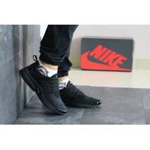 Мужские кроссовки черные Nike Presto 8390
