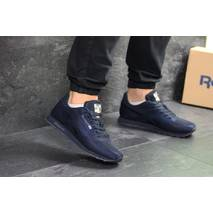 Мужские кроссовки темно синие Reebok 7732